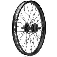 Mission React rear wheel