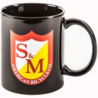 S&M coffee cup