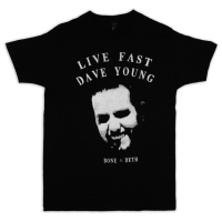 Bone Deth T - Live Fast Dave Young