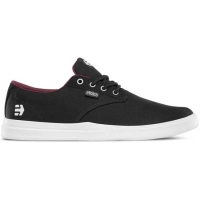 Etnies Jameson SC shoes - blk / wht / burg (Chase Hawk)