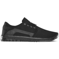 Etnies Scout shoes - black / charcoal (Aaron Ross)