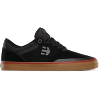 Etnies Marana Vulc shoes - black / gum / gray (Aaron Ross)