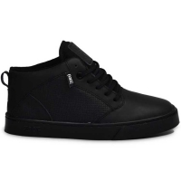 Vans Half Cab Pro shoes - black / black / green