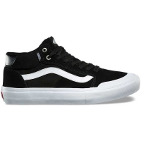 Vans Chukka Mid shoes - Chucho Stripe black / white