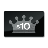 Gift Card $10 USD