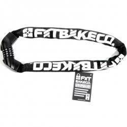 Fit Bikes chain lock