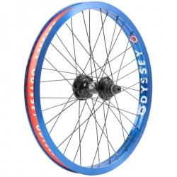 Odyssey Antigram / Hazard Lite blue rear wheel