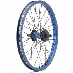 Cinema ZX cassette rear wheel
