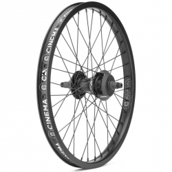 Cinema ZX freecoaster rear wheel