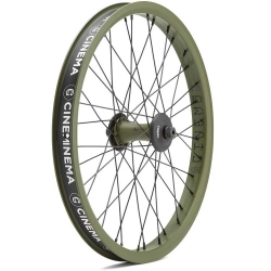 Cinema VX2 / C38 Dak Roche front wheel