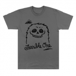 Terrible One t-shirt - Furry Mon