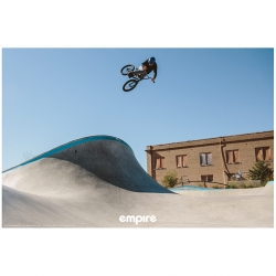 Empire BMX poster - Dylan Smith