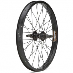 Odyssey Antigram / Hazard Lite lavender rear wheel
