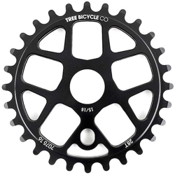 Tree Bicycle Co. Lite sprocket - bolt drive 15/16""