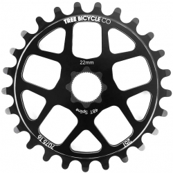 Tree Bicycle Co. Lite sprocket - spline drive 22mm
