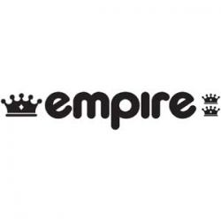 "Empire BMX 24"" window sticker"
