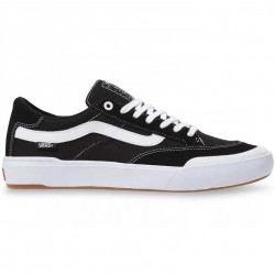 Vans Berle Pro shoes - black / true white