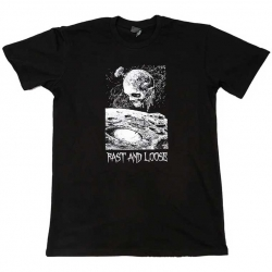 Fast and Loose BMX t-shirt - Rotted Earth