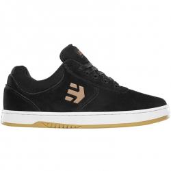 Etnies Joslin shoes - black / tan