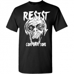 Resist Corps t-shirt - Ghoul