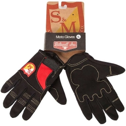 S&M x Biltwell gloves