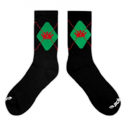 Empire BMX socks - Argyle