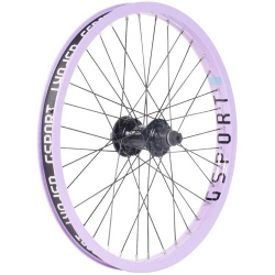 Gsport Elite CSST lavender rear wheel