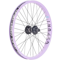 Gsport Elite FC lavender rear wheel