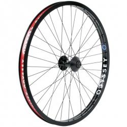 """Odyssey C5 / Hazard Lite 24"""" front wheel"""