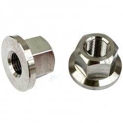 RNC titanium axle nuts