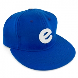 Empire BMX Ebbets Field Logo ballcap - Royal