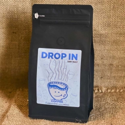 Drop In Coffee dark roast coffee beans