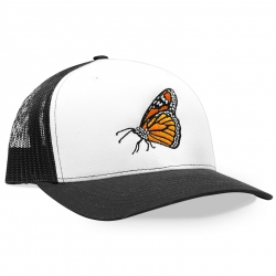 Burn Slow Entertainment Butterfly mesh hat