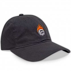 Burn Slow Entertainment Brush camper hat