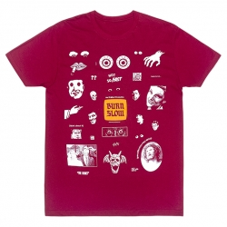 Burn Slow Entertainment t-shirt - Strange World