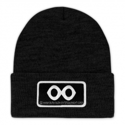 Burn Slow Entertainment Cage beanie