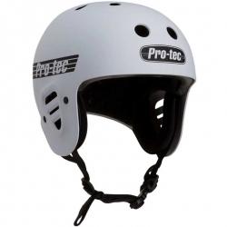 Pro-Tec Full Cut CPSC helmet - matte white