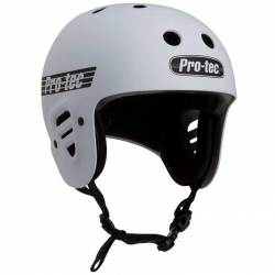 Pro-Tec Full Cut CPSC helmet - red flake