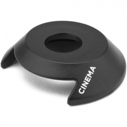 Cinema DR nylon drive side rear hub guard