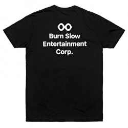 Burn Slow Entertainment t-shirt - AR21