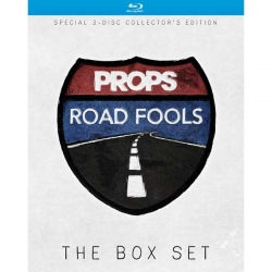 Props Road Fools Collectors Edition Blu-ray box set