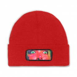 Burn Slow Entertainment beanie - Scary