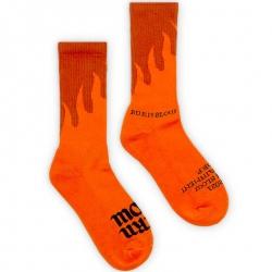 Burn Slow Entertainment socks - In Flames