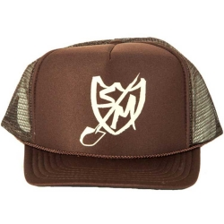 S&M Shovel Shield mesh hat