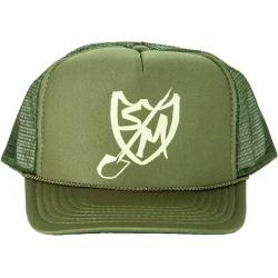 S&M Shovel Shield mesh hat