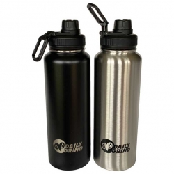 Daily Grind BMX stainless steel bottle