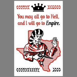 Empire BMX Go to Hell sticker