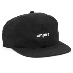 Empire BMX Erode faux suede hat
