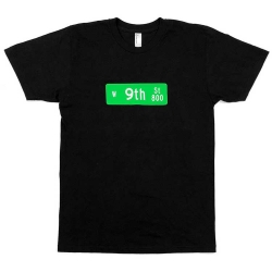 Empire BMX 9th Street T