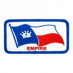 Empire BMX patch - Flag